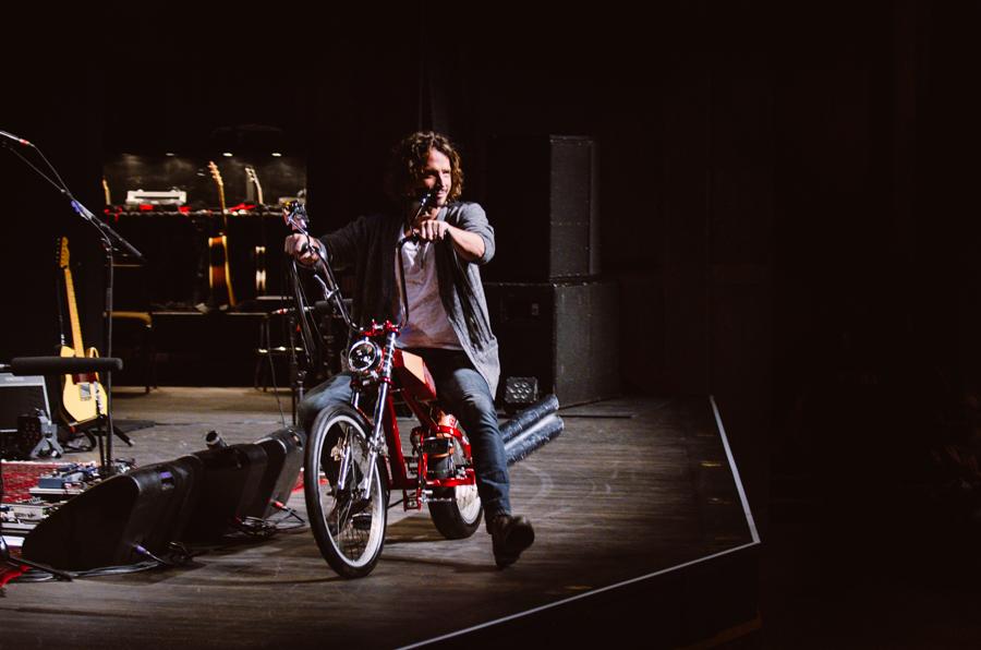 Chris Cornell Tour Review